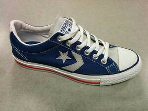 CONVERSE ALL STAR STAR PLAYER colore Blu