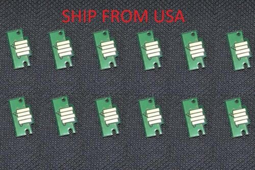 one time compatible cartridge chip for Canon pfi 106 ipf 6300s 6400 6450 130ml