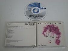 INA DETER BAND/MIT LEIDENSCHAFT(FONTANA 814 664-2 Q) CD ALBUM