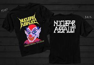 TESTAMENT S to 6XL sizes T/_shirt American thrash metal band