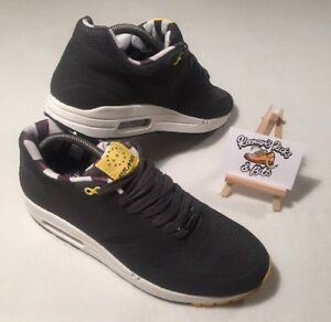 timeless design b5a6f 38fa0 Image is loading Nike-Air-Max-Hyper-Fuse-PARIS-Black-Trainers-