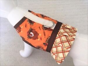 Thanksgiving-Turkey-Ruffle-Dog-Harness-Clothes-Apparel-VestAre-you-looking-for-a