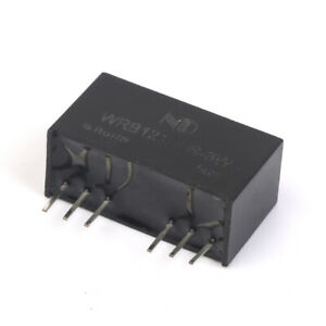 DC-DC-Voltage-input-9-18V-to-output-12V-3W-Converter-Isolated-Power-Module