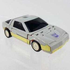 Takara-1986-Hasbro-Runabout-Pull-Back-Transformers-Gray-4-034-Car-Robot-Toy-Figure