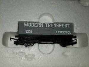 OO Gauge Hornby Modern Transport 1206 Liverpool 7 Plank Wagon split from set