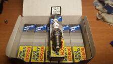 x1 Candele Spark Plugs Bosch Super Plus FR7 DC+ Alfa Citroen Mercedes Audi VW