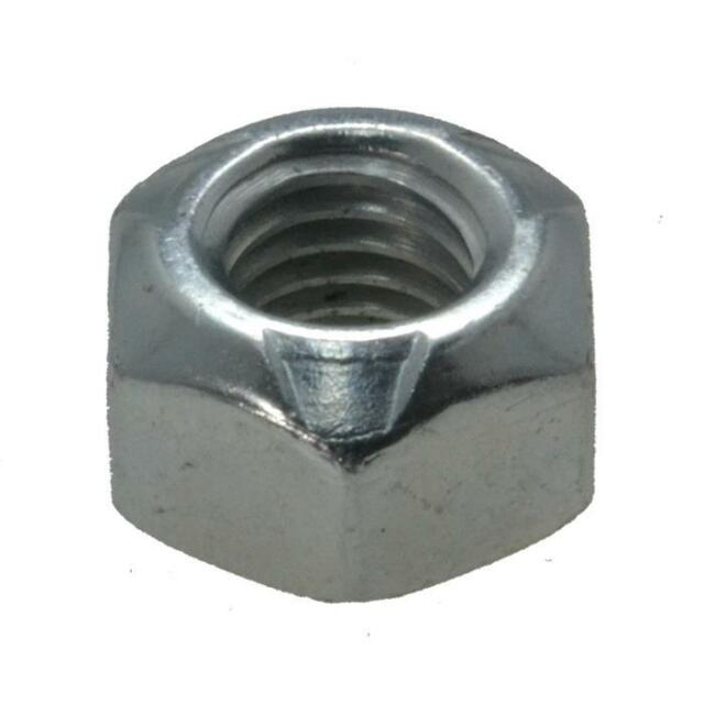 Pack Size 1 Zinc Plated Hex Conelock M14 (14mm) Metric Coarse Class 10 Nut