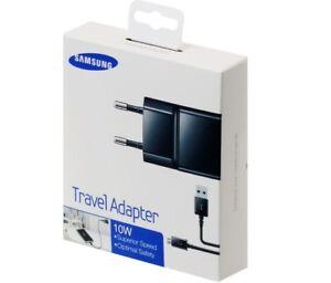 Original-Samsung-Ladegeraet-fuer-Galaxy-S6-Edge-S6-Edge-S7-S7-Edge-Schwarz