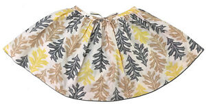Flawless-COUNTRY-ROAD-Girls-Size-6-Leaf-Print-Floaty-Skirt