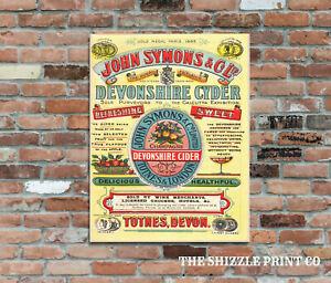 Co Operative Co-Op Tea Retro Vintage Metal Advertising Wall Sign