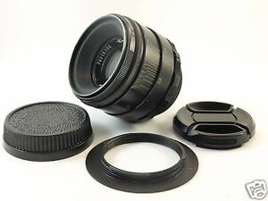 Helios-44-2-2-58-f-2-USSR-M42-lens-for-NIKON-with-focus-to-INFINITY-EXC-79