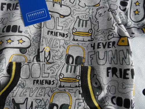 Gr 62-86 Schiesser Kapuzenpullover  Kapuzenpulli  Sweatshirt  Pullover bunt