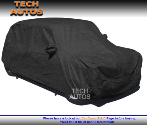 Indoor Black Dust Cover Lightweight Sahara Lancia Delta /& Integrale
