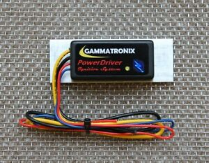 Gammatronix-PowerDriver-Electronic-Ignition-System-6v-SIX-volt-NEGATIVE-earth