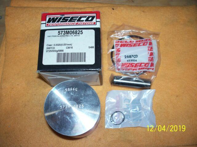 Wiseco Piston Kit Yamaha YFS200 Blaster 88-06 66.5mm