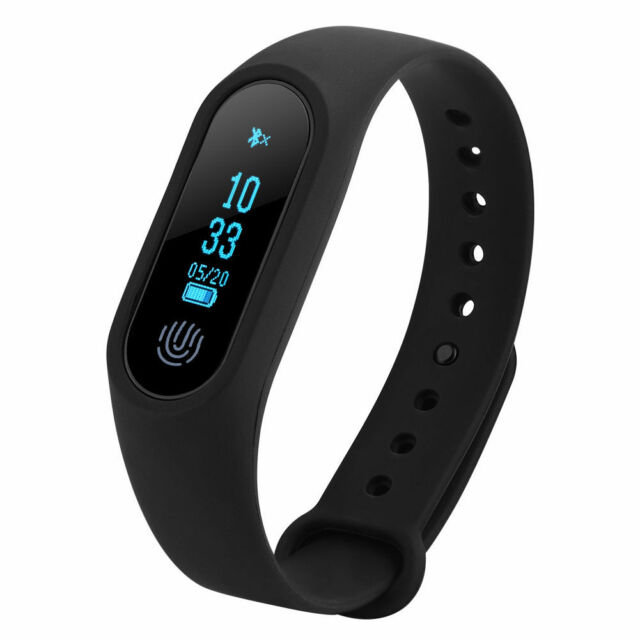 M2 Bluetooth Smart Watch Bracelet Heart