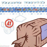 Treiops Treyfid - Reach The Explosion - 14 Track Music Cd - Brand - E1009