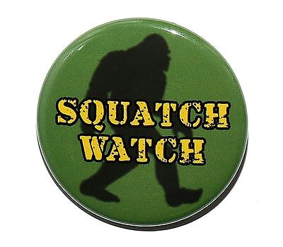 I SAW BIGFOOT AND ALL I GOT WAS THIS BUTTON Pinback Button Badge 1.5/""