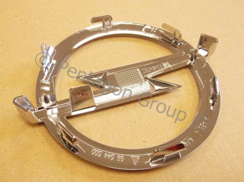 New Genuine GM Astra K 16 Opel Front Radiator Grille Badge Emblem Logo 39086922