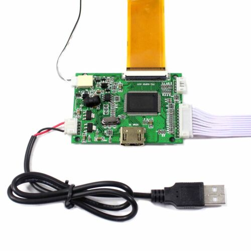 "HDMI  LCD Controller Board 3.5/"" VS035SD1 800x600 Replace PD035VX2 LCD Screen"