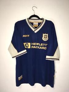 TOTTENHAM 1997 1998 AWAY FOOTBALL SHIRT SPURS SOCCER JERSEY ENGLAND ... 2a91bec60