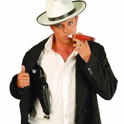 Sonnig Revolver Mit Holster Spielzeugpistole Mit Halfter 40 Cm Gangster Pistole Bandit äSthetisches Aussehen