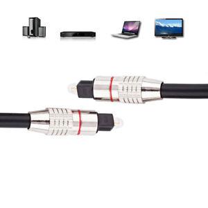 Cable-Cordon-Audio-Optique-Electronique-Numerique-Spdif-DVD-Toslink-Utile