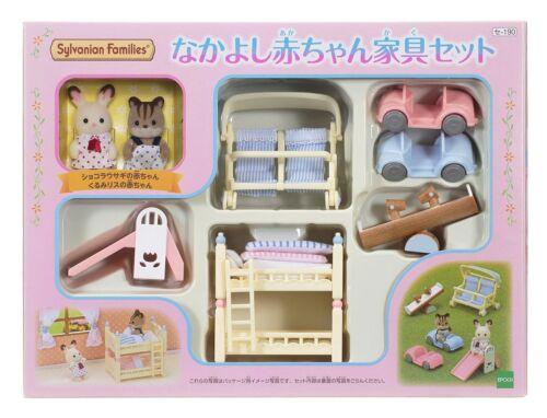 Epoch Sylvanian Families Room Set Baby Funiture SE-190