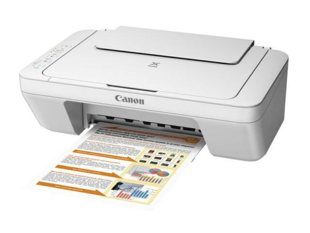 Canon Pixma MG2560 Multifunction Printer Print, scan and copy home or office