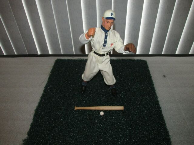 """Starting Lineup 1996 Honus Wagner Pittsburgh Pirates Cooperstown 12"""" Figure open"""
