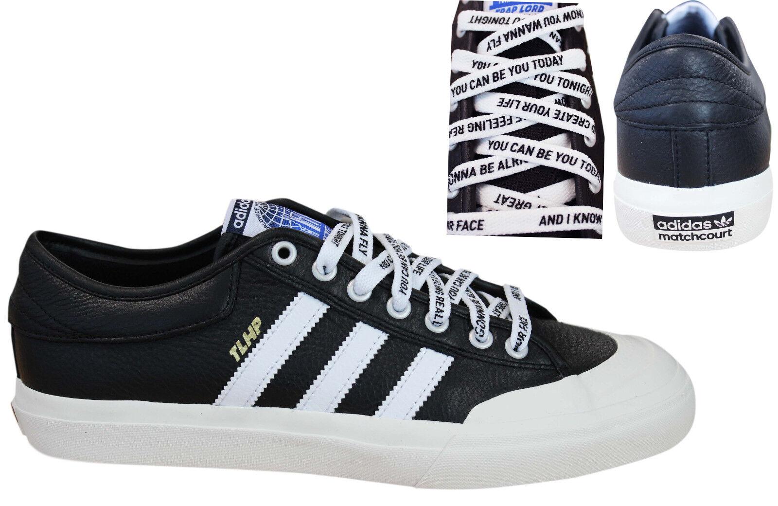 Adidas Originals Matchcourt X Trap Lord Mens Trainers Lace Up shoes CG5614 D6