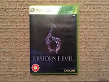 Resident Evil 6 - Xbox 360 UK PAL