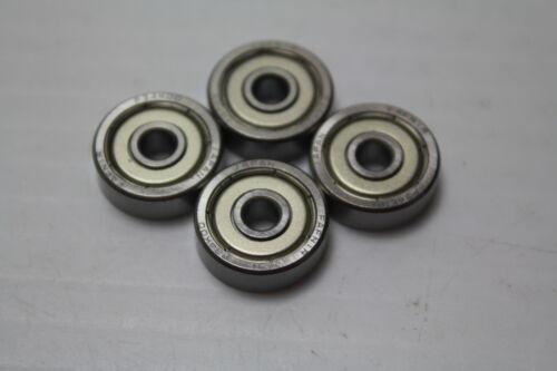 New lot of 4 Fafnir P34KDD Single Row Ball Bearing