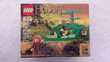 Lego The Hobbit MICRO SCALE BAG END Set w Bilbo Baggins SDCC 2013 Comic-Con