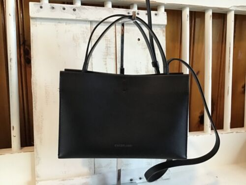 Everlane Lunchbox Bag Black EXCELLENT