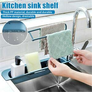Home-Kitchen-Sink-Hanging-Rack-Basket-Drain-Sponge-Holder-Storage-Sink-Organizer