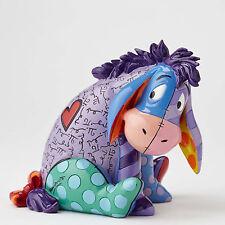 ✿ DISNEY Romero Britto Figurine Winnie the Pooh Donkey Eeyore
