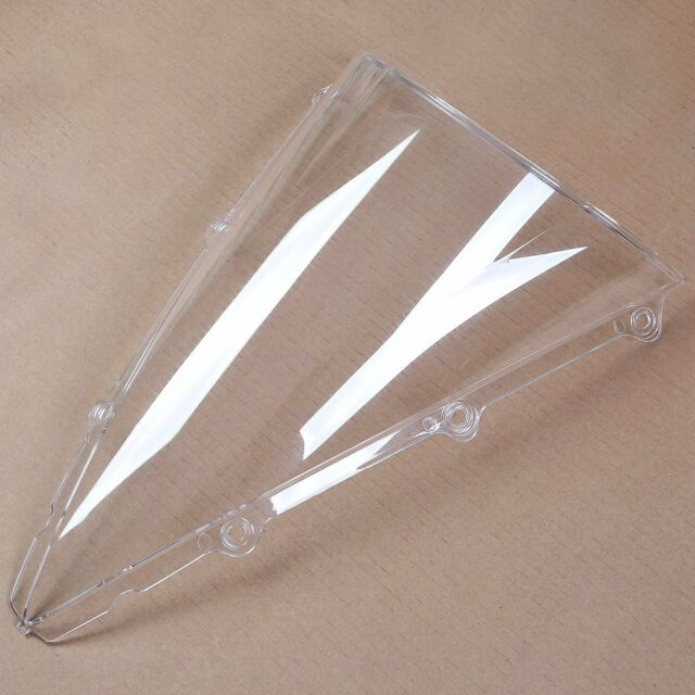 Clear Motorcycle Windshield Windscreen screen for Yamaha YZF R1 02 03 2002 2003