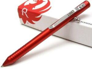 Crkt Ruger R3402 Red Aluminum Bolt Action Pencil W Dsm 2007 05mm Lead 794023004892 Ebay