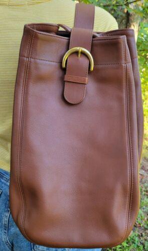 Rare Genuine Vintage COACH 4160 Leather Sling Bag