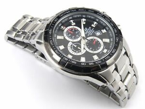 Image is loading Casio-Edifice-Gents-Chronograph-Watch-EFR-539-100m b8aca40b5