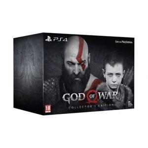 GOD-OF-WAR-COLLECTOR-039-S-EDITION-PS4-VIDEOGIOCO-ITALIANO-PLAYSTATION-4-SIGILLATO