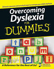 Overcoming Dyslexia for Dummies by Tracey Wood (Paperback, 2005)