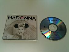Madonna - DEAR JESSIE/HOLIDAY (12'' Version) - Maxi CD Single © 1989