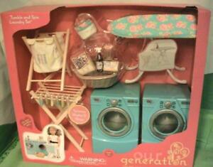 Image Is Loading Our Generation Tumble And Spin Laundry Set For