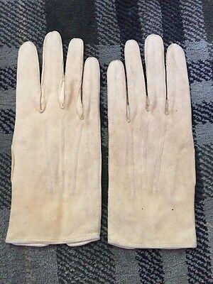 Serio Bel Paio Di Guanti Vintage Boultons Donna - 81/2-mostra Il Titolo Originale Impermeabile, Resistente Agli Urti E Antimagnetico
