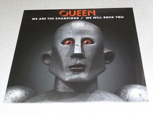 QUEEN-WE-ARE-THE-CHAMPIONS-WE-WILL-ROCK-YOU-12-034-Vinyl-Neu-amp-OVP