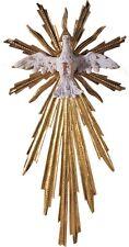 SPIRITO SANTO CON CODA - Holy Ghost with Tall - Espiritu Santo cm. 14x7,5