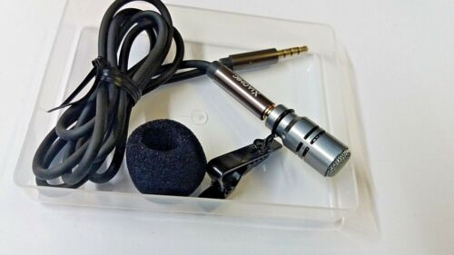 Professionell Cardioid Aufnahme Mikrofon Mic für iPhone iPad Android 3.5mm