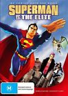 Superman Vs The Elite (DVD, 2012)